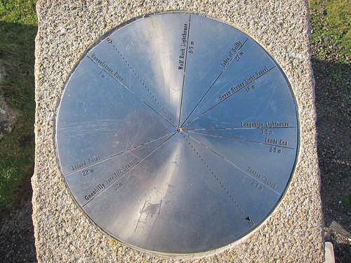 Viewpoint guide, Gwennap Head