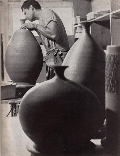 Ceramics Monthly May 65 - Raul Coronel 2