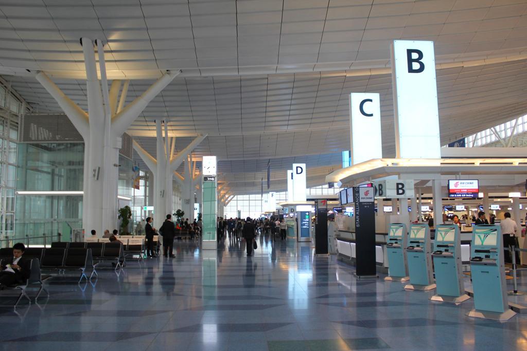 Haneda Airport New international terminal guide  (16)