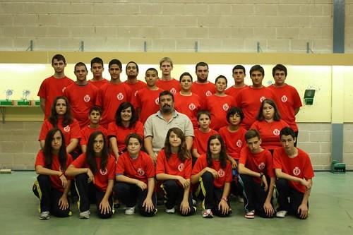 Club de Tiro Los Mosqueteros. Melilla