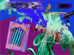 tranche de vie  (1)jpg (Jean-marc17340) Tags: bird collage couleurs montage cration blinkagain