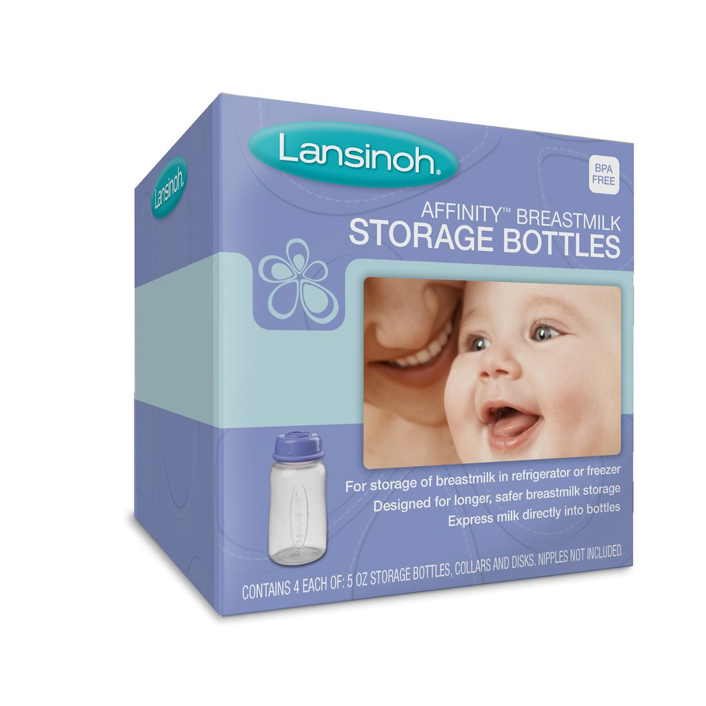 Affinity Breastmilk Storage Bottles: Carton