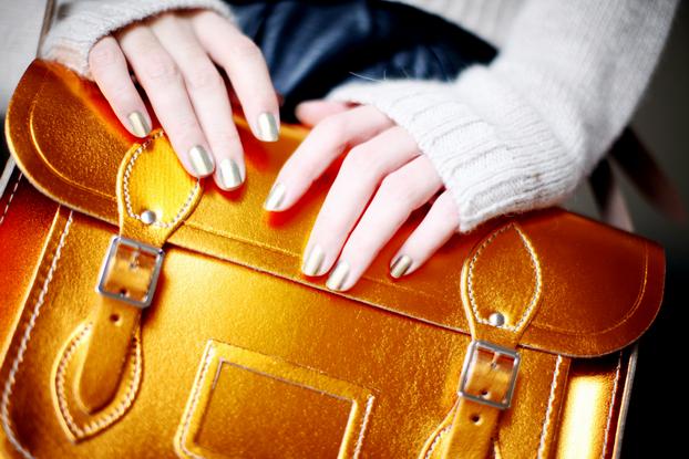 Cambridge Satchel Compagny bag - Chanel Peridot 01