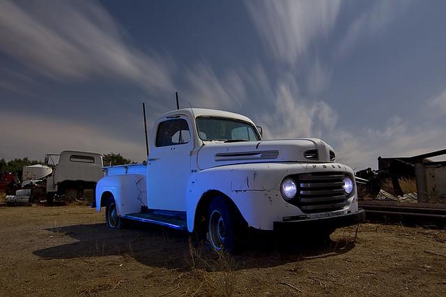 ford pickup f150 f1 1950