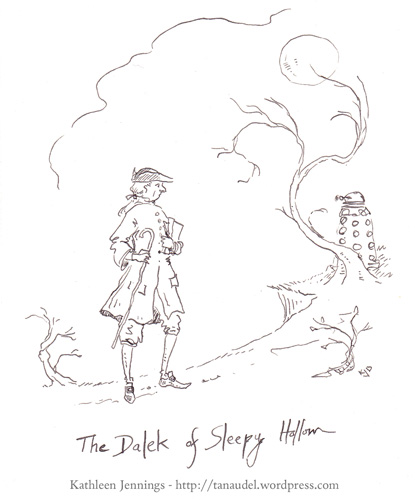The Dalek of Sleepy Hollow