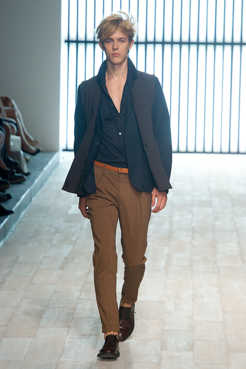 Kirill Vasilev3118_SS12 Tokyo Paul Smith(FASHION PRESS)