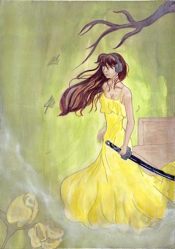 music-sword
