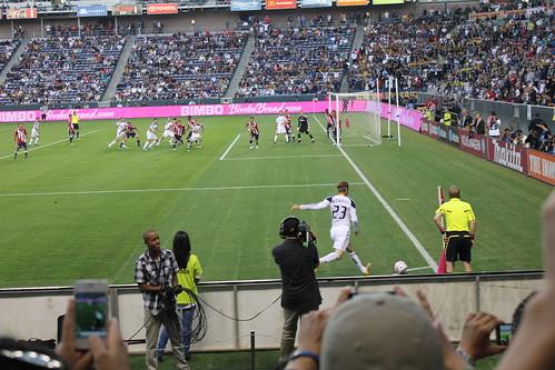 David Beckham, L.A. Galaxy, Soccer