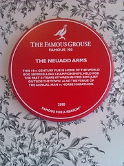 Photo of Red plaque number 8073
