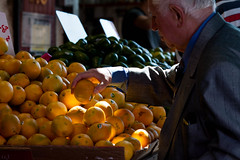 FoodMarket119.jpg (limor sidi) Tags: street people food fish outside outdoors market grains fruites colorimage vegetebles outdoorshot foodcourse