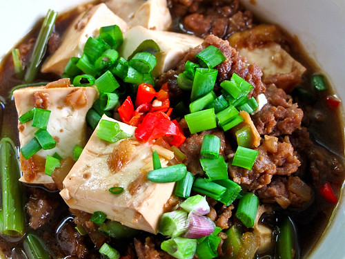 IMG_0089 肉碎豆腐 - Minced meat + tofu