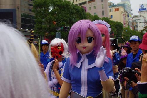 KAWASAKI HALLOWEEN 2011 Parade IMGP8468