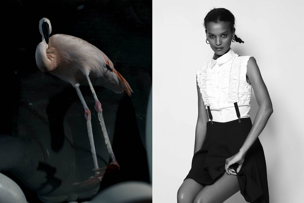 Liya Kebede by Sean & Seng (A New World - Pop Fall 2011) 9