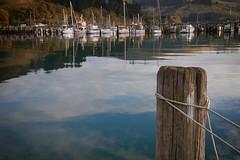 Port Chalmers, Dunedin (kiwigran) Tags: boats best anchorage otago dunedin southislandnewzealand portchalmers
