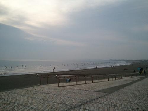 海はいりたーい