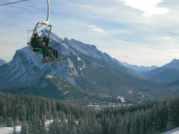 Mt-Norquay Cascade chair-by-Fiona-Quiggin