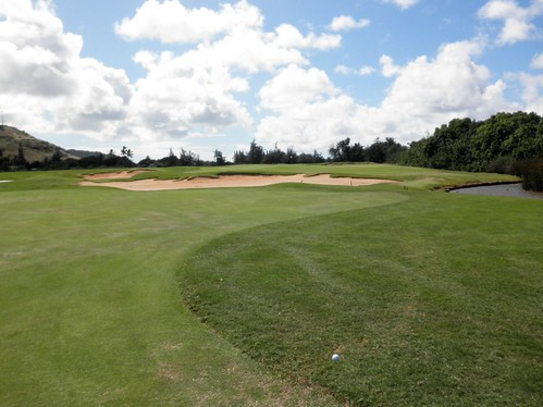 Turtle Bay Colf Course 290b