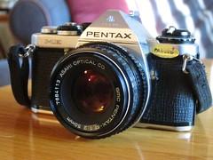 film pentax cameras