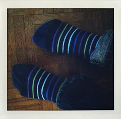 (andrew gallix) Tags: paris feet socks william stripy yearseven