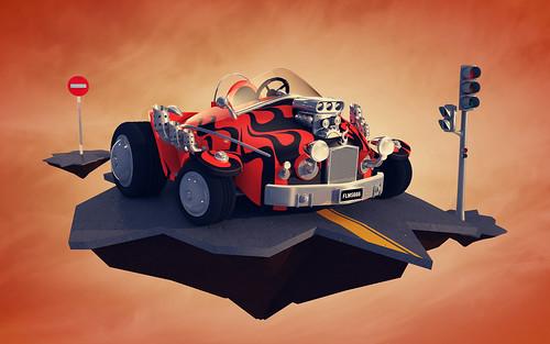 Effectopus - Car