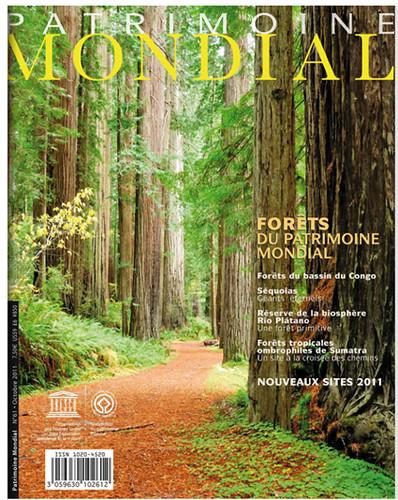 couverture Unesco octobre 2011