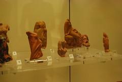 Mycenaean figurines (konde) Tags: figurine mycenae archaeologicalmuseumofmycenae