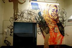 dear Scott Olsen (L`N`Y) Tags: nyc autumn summer fall mural seasons dear teargas lny ffp scottolsen