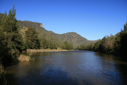 The Wollondilly River