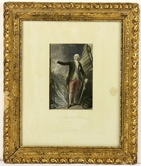 135. Thos. Gainsborough 1874 Print