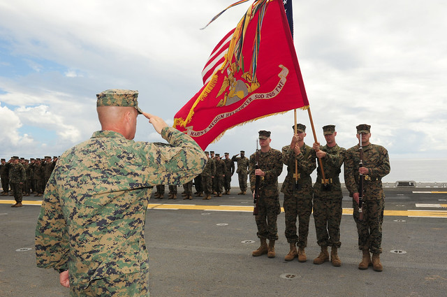 Marine Corps 236th Birthday Celebration