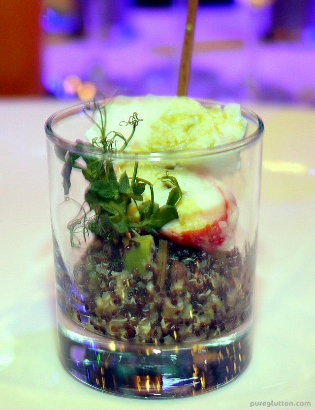 quinoa-starter