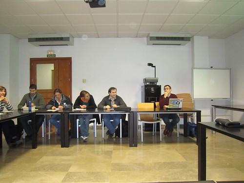 Participantes en el GrinUGR 7