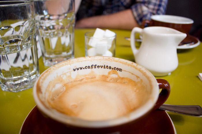 Cafe Presse.