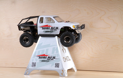Axial SCX10 Honcho Walker Evans Racing Wheels
