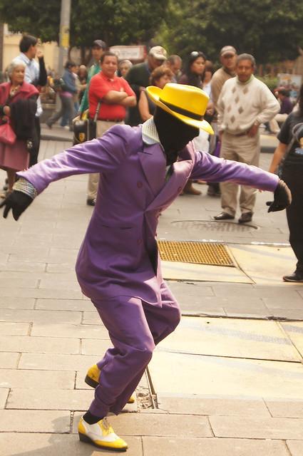 Bailarín 3