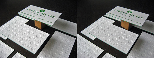 Teresa Meyer Letterpress Cards