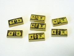 US Money Tiles 3