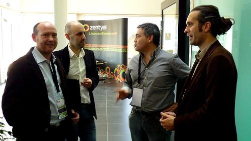 6351208772 3e9f208b72 - Momento Zentyal Summit 2011
