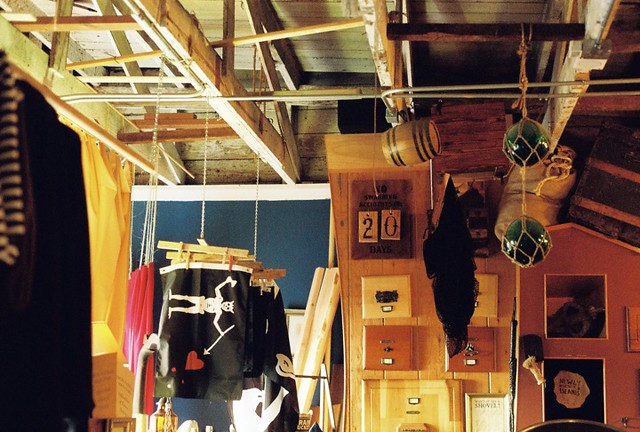 The Pirate Supply Store/824 Valencia