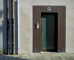489(1-4) (Philippe Yong) Tags: venice 120 film architecture analog mediumformat doors fuji analogue venezia guidecca mamiya7ii moyenformat pro400h 7ii venisemamiya philippeyong wwwpyphotographyfr