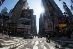 light in NY (Arpad Anderegg) Tags: street new york city ny apple square big nikon time strasse stadt d3 metropole