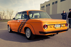 1973 BMW 2002 (J.Owen Photo) Tags: bmw 2002 vintage blowneuros exclusive