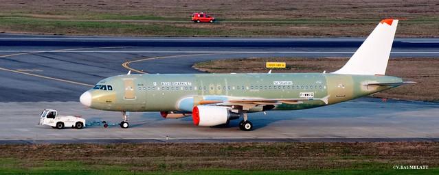 A320 Sharklets
