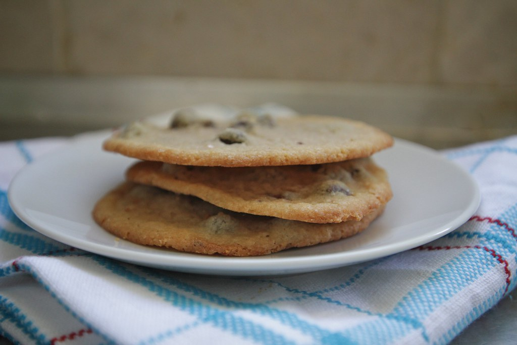 Jim Lahey's Chocolate Chip Cookie via Shutterbean