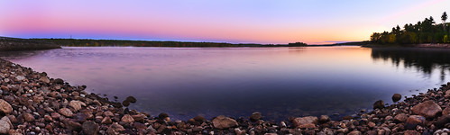 Scituate Reservoir at Dawn (Mike Dooley)