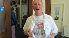 "ginger jim still fits into his 25 yr old t shirt • <a style=""font-size:0.8em;"" href=""http://www.flickr.com/photos/62165898@N03/5886762477/"" target=""_blank"">View on Flickr</a>"