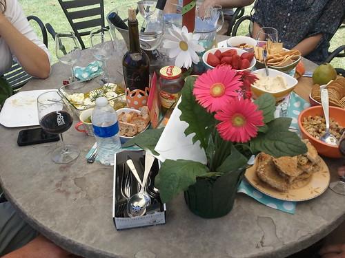Malibu Wines picnic