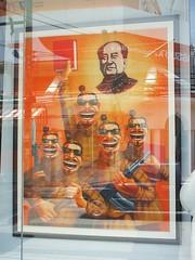 Phuket City (Stewie1980) Tags: city poster thailand town funny humor communism finepix mao fujifilm phuket a700   fujifilmfinepixa700