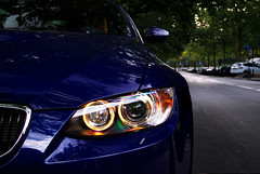 Polarized (toffi:xc) Tags: detail colorful bmw headlamp m3 polarizer bmwm3