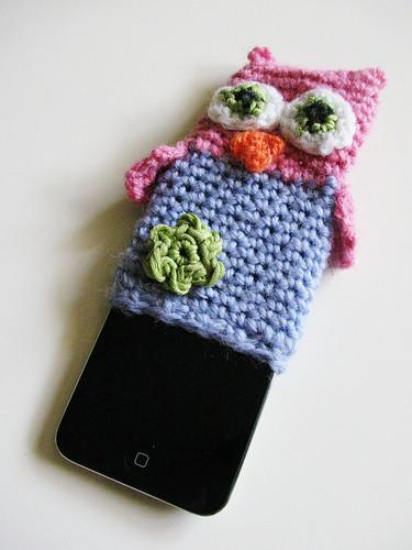 iPod Owl
